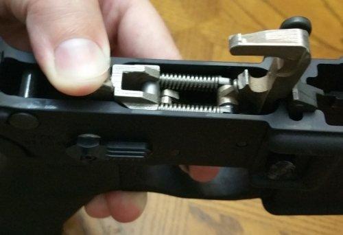Echo AR-II Trigger